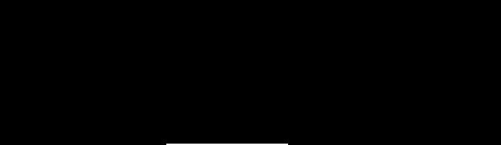 蝶ヶ岳ヒュッテのロゴ